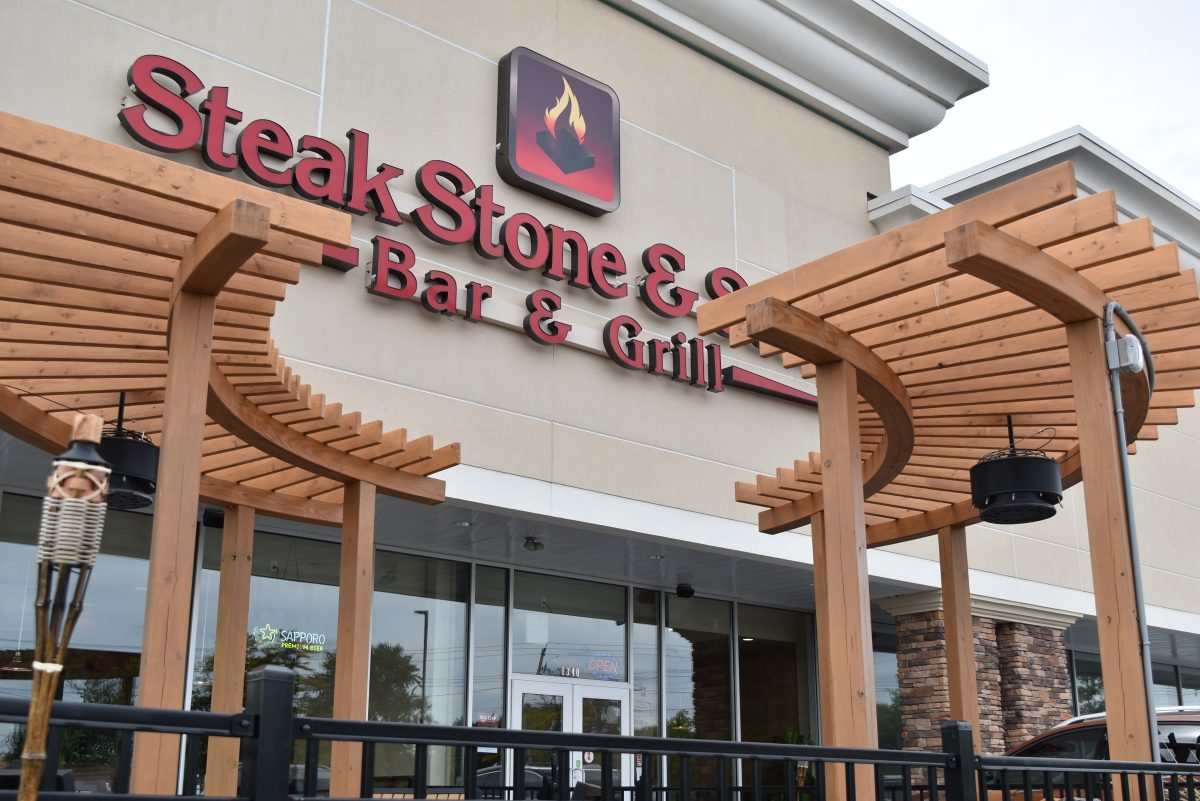 Picture of the Steak Stone and Sushi restaurant.
